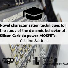 PhD defense Cristino Salcines