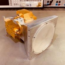 2 W Galliumnitrid Solid State Power Amplifier