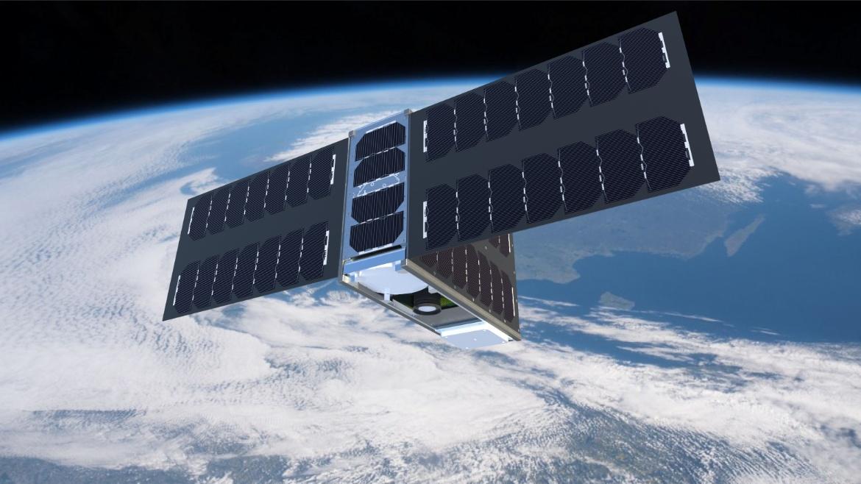 The EIVE Cubesat will host an E-Band high throughput data downlink